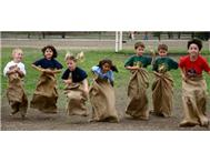 Classic Sack Race Game For Hire