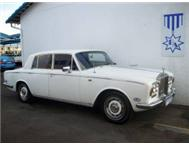 1973 Rolls-royce Silver Shadow 6.75 V8