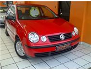 2002 VW Polo Playa 1.4 Trendline Only 75000Km s FSH 1 Owner!!