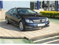 2013 Mercedes-Benz C-class C250 Be Coupe A/t