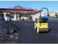 tar surfacing block paving and tennis courts Delmas