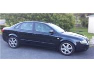 Audi A4 1.8T 140kw 6 speed excellent condition 2004