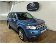 2013 Land Rover Freelander 2 SD4 SE