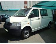 Volkswagen (VW) - Transporter Crew Bus 2.5 TDi Manual