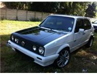Golf 1 Original 1.6i Citi Life