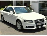 2010 AUDI A4 2.0 T AMBITION (FREE FULL TANK OF PETROL)