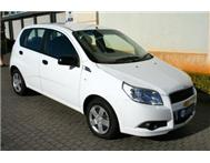 2012 Chevrolet Aveo hatch 1.6 L