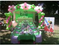 Affordable yet stunning kiddies parties