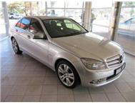 2009 MERCEDES-BENZ C-CLASS C180 BE KOMPRESSOR A/T BLUE EFFICIENCY