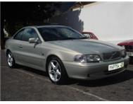 Volvo C70 2.5 VERY LOW KMS