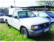 Ford Courier Bakie 1.8. Long wheel ... Johannesburg