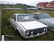 vw GOLF1 AN Jetta Fox SPARES FOR SALE