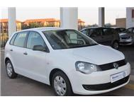 VW Polo Vivo 1.4 5dr Demo x2 colours