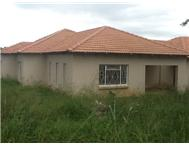 Property for sale in Louis Trichardt