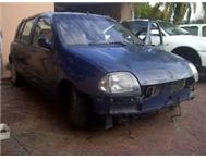 Renault Clio 2 Striping for spares from 1999 up to 2005
