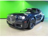 Chrysler 300C SRT8 (Navy Blue)