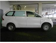 Toyota Model Avanza 1.3 SP/V Body...