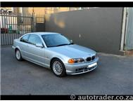 2002 BMW 3 SERIES 325 Ci 2dr