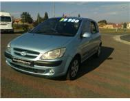 2007 HYUNDAI GETZ 1.4 Manual