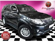 2011 TOYOTA FORTUNER D4D A/T New Facelift