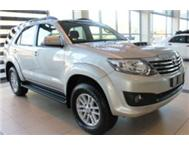 2013 TOYOTA FORTUNER 2.5 MANUAL......BEST PRICE IN SA!! VERY HOT