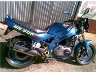 SUZUKI GS 500E FOR SALE ??PRICE IS NEG??