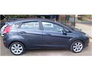 Ford - Fiesta Titanium 1.6i 5 Door
