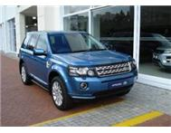 2012 Land Rover Freelander Ii 2.2 Sd4 Hse A/t