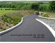 TAR SURFACING | CIVIL ENGINEERING | ASPHALT SURFACES