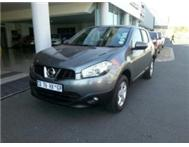 NISSAN QASHQAI 1.6 ACENTA WITH 5000KM AT R224900-00