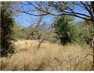 Vacant Land Residential For Sale in KAMPERSRUS HOEDSPRUIT