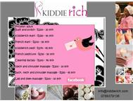 kiddierich children beauty spa
