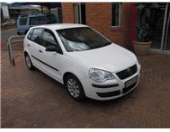 08 Volkswagen Polo 1.4 Trendline White. Excellent condition