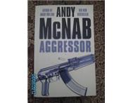 AGGRESSOR by Andy McNab (S/C)