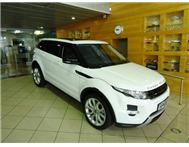 2012 LAND ROVER RANGE ROVER Evoque SD4 Dynamic