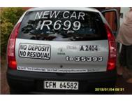 Own your own car from R499