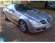 Mercedes SLK 200 Kompressor Vereeniging-kopanong