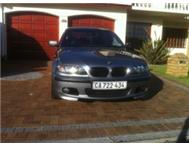 BMW e46 318i Mpack............... The last of e46 model in 2005