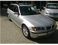 2004 BMW 3 SERIES 325I TOURING AUTO