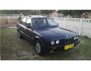 BMW 325i E30 IMMACULATE CONDITION