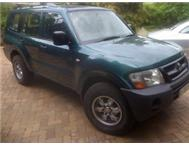 Pajero 3.2 Did GLX LWB 7 seater