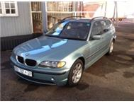 2002 BMW 3 SERIES 325i Touring A/T