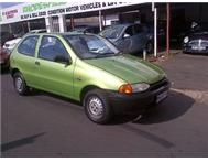 FIAT PALIO 2001 5 SPEED FUEL SAVERT RADIO CD GOOD RUNNER MUST