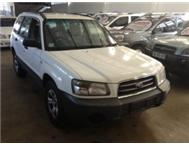 2003 SUBARU FORESTER 2.5 XSEL 5 SPEED MANUAL - MMA WHOLESALERS