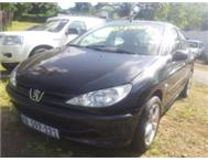 2007 Peugot 206 1.4i With Aircon FUEL SAVER! -CARMART KZN