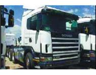 Scania 420 4 Series Available-