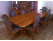 Dining Room Suite Solid Oak