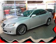 2009 Lexus IS250 SE A/T