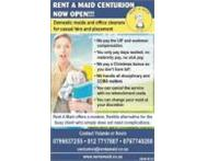 Rent A Maid Centurion