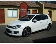 2010 VOLKSWAGEN GOLF 6 GTI 2.0 TSI DSG The best way to drive!